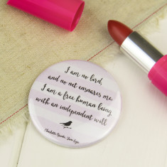 Jane Eyre pocket mirror