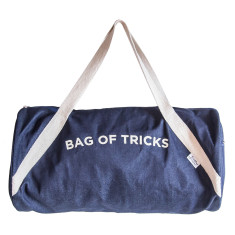 Bag of tricks duffel bag