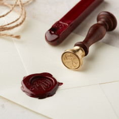 Custom Initial Wax Seal Set