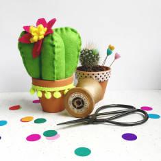 Craft a Cacti Felt Kit