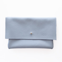 Baby Blue Clutch
