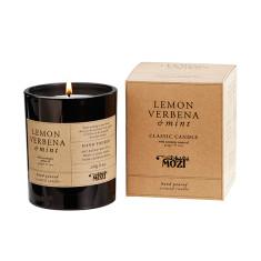 Lemon Verbena & Mint Classic Candle
