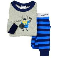 Hunter stripe viking pyjama set