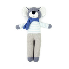 Weegoamigo King Koala Knit Toy