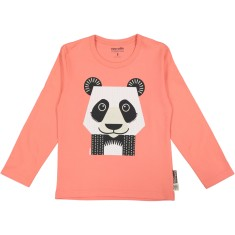 T-shirt long sleeves - Panda