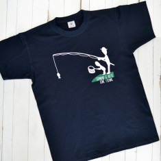 Days Out Personalised Fishing T-shirt