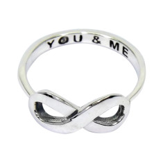 You & Me Eternity Ring
