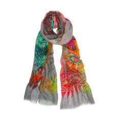 Colourscape luxe scarf