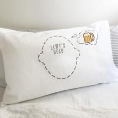 Boozy Christmas Dreams Pillowcase