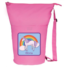 Personalised unicorn dream swim bag