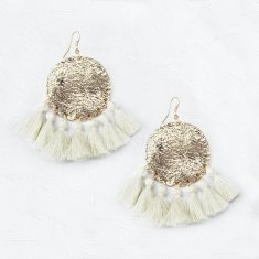 Lyla Fringed Earrings