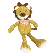Weegoamigo Pearl Knit Toy - Lion