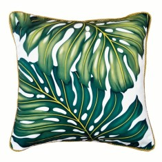 Monstera palm cushion (Various Sizes)