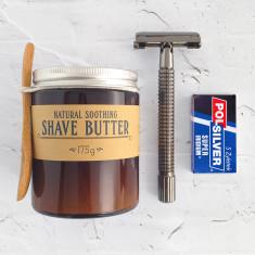 Trio shave set