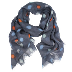 Baxter Pure Wool Spot Print (two colours)