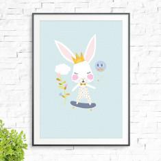 Sophie Rabbit Print