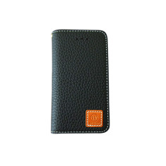 Premium leather iPhone 4/4S case in dark brown