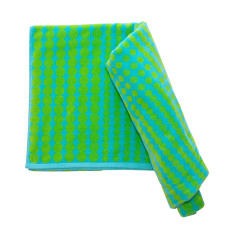 Rock Pools beach towel