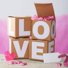 Alphabet Gift Box