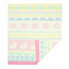 WEEGOAMIGO Knit Blanket - Poppy