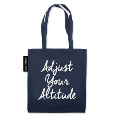 Adjust Your Altitude Tote Bag