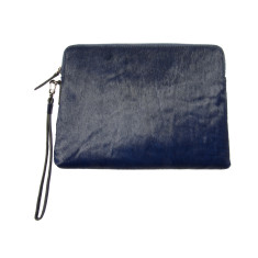 Mink Clutch - Navy