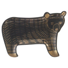 Bear Ceramic Trinket Tray