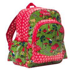 Large backpack in Gnome Circle Flower print