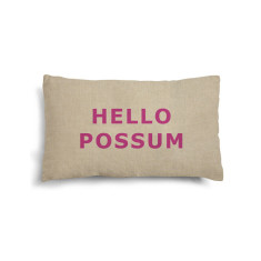 Iconic mini possum cushion