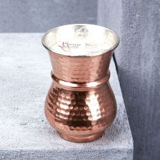 Phosphenes Hand-poured soy candle in Copper