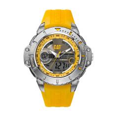 CAT 2016 Anadigit series watch in yellow