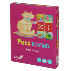 Pets domino game