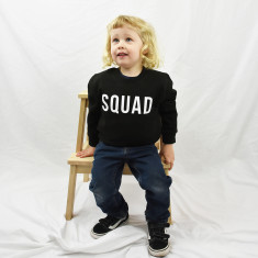 Squad Children's Jumper Sweatshirt