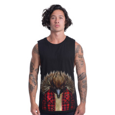 Echidna men's muscle tank