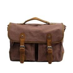 Casual Canvas Shoulder Bag