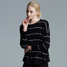 Cast Stripe Knit