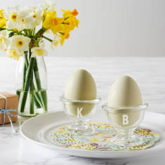 Personalised Initial Egg Cup