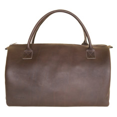 Great ocean road bag in dark chocolate