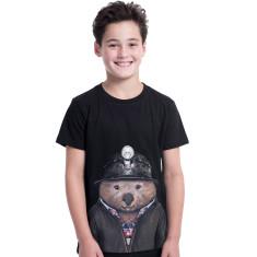 Wombat kid's tee