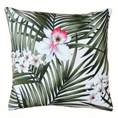 Hawaiian Orchid Cushion (Various Sizes)