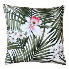 Hawaiian Orchid Cushion (Various Sizes)