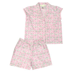 Girls Summer Floral PJ's
