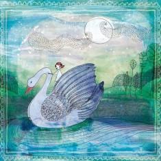 Pale swan ride