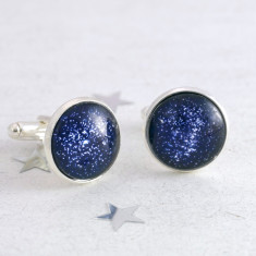 Star Map Cufflinks
