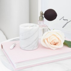 Mini marble candle (various scents)