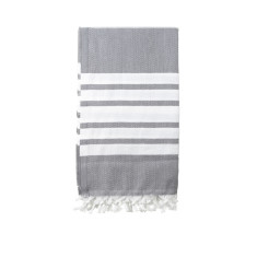 Classic ash twist Turkish towel