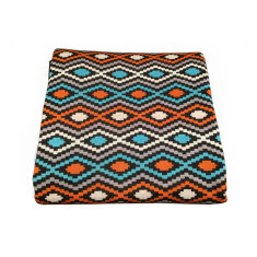 Carnivalise Extra Fine Merino wool throw blanket