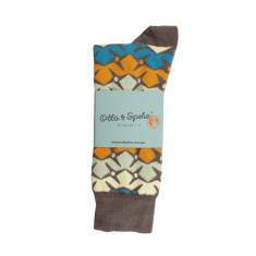 Spun socks (2 pack)