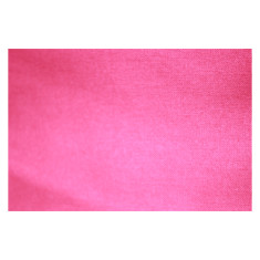 Pink cotton tablecloth