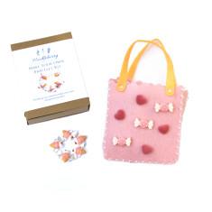 Make your own bracelet & bag kit in ice cream designs